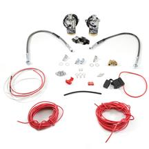 JPC Mustang Line Lock Kit W/ Stainless Steel Brake Lines (15-20) 16701