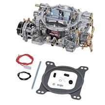 Mustang Edelbrock AVS2 650 CFM Carburetor w/ Electric Choke  - Satin Finish (79-85) 5.0L/5.8L