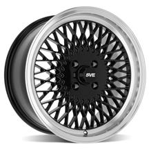 SVE Mustang Mesh Wheel - 17x8 - Gloss Black (79-93)