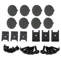 Mustang Splash Shield Hardware kit (79-93)