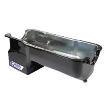 Mustang Canton Stock Appearance Drag Race Oil Pan  - Black (79-95) 5.0