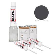 Mustang Exterior Paint System  - SVO Gray (2 Pint) (84-86)