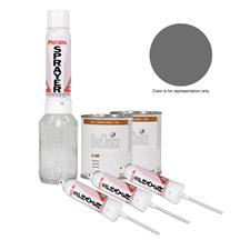 Mustang Interior Paint System  - Smoke Gray (2 Pints) (87-89)