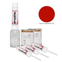 Mustang Interior Paint System  - Scarlet Red (2 Pints) (87-92)