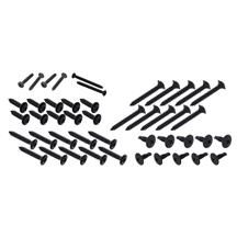Mustang Coupe Interior Panel Hardware Kit (87-93)