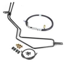 Mustang Power Steering Cooler Tube & Hose Kit (1990) 5.0