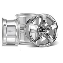F-150 SVT Lightning SVE Gen.1 2001 Style Lightning Wheel Kit - 18x9.5  - Chrome (93-95)