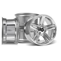 F-150 SVT Lightning SVE Gen 1. 03-04 Style Wheel Kit - 18x9.5 Chrome (93-95)
