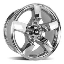 F-150 SVT Lightning SVE Gen.1 2001 Style Lightning Wheel - 18x9.5  - Chrome (93-95)