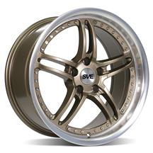 Mustang SVE Series 2 Wheel - 18x9  - Satin Bronze (94-04)
