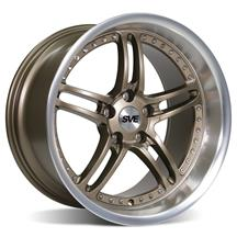 SVE Mustang Series 2 Wheel - 18x10 Satin Bronze (94-04)
