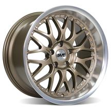 Mustang SVE Series 3 Wheel - 18x10  - Satin Bronze (94-04)