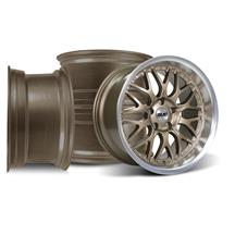 Mustang SVE Series 3 Wheel Kit -18x9/10  - Satin Bronze (94-04)