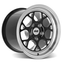 SVE Mustang Drag Comp Wheel - 15x10  - Gloss Black (94-04)