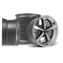 SVE Mustang 2003-2004 Mach 1 Style Wheel Kit - 17x9/10.5 - Machined (94-04)
