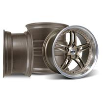 Mustang SVE Series 2 Wheel Kit - 18x9/10  - Satin Bronze (94-04)