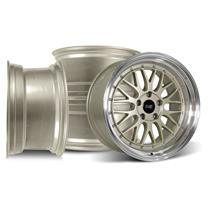 Mustang SVE Series 1 Wheel Kit - 18x9/10  - Metallic Sand (94-04)