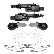 Mustang Power Door Lock Actuator & Window Motor Kit (94-98)