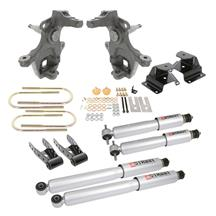 F-150 SVT Lightning Belltech Lowering Kit (99-04) BT921SP
