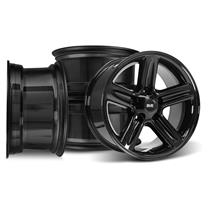 F-150 SVT Lightning SVE 03-04 Style Wheel Kit - 18x9.5 Gloss Black (99-04)