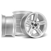 F-150 SVT Lightning SVE 03-04 Style Wheel Kit - 18x9.5 Silver  (99-04)