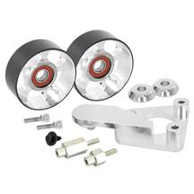 F-150 SVT Lightning Auxiliary Idler Kit - 100mm  - Billet Aluminum (99-04)