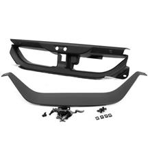 Mustang Mach 1 Grille Delete Kit - Black Pony (99-04)