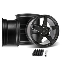 Mustang SVE R355 Wheel Kit - 19x10  - Gloss Black (15-20)