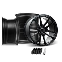 Velgen Mustang VF5 Wheel Kit - 20x10/11  - Gloss Black (05-14)