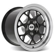 SVE Mustang Drag Comp Wheel - 15x10  - Gloss Black (05-14)