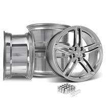 Mustang Roush Wheel - 20x9.5   - Polished (05-14)