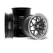 SVE Mustang Drag Comp Wheel Kit - 18x5/17x10  - Gloss Black (05-14)