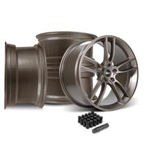 Mustang SVE GT7 Wheel Kit - 20x10  - Bronze Metallic (05-14)