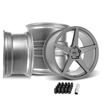 SVE Mustang XS5 Wheel Kit - 20x8.5/10  - Sterling Graphite (05-14)