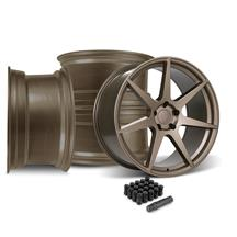 SVE Mustang XS7 Wheel Kit - 20x10  - Ceramic Bronze (05-14)