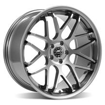 Mustang Downforce Wheel - 20x10  - Gloss Graphite (05-20)
