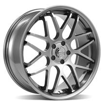 Mustang Downforce Wheel - 20x8.5  - Gloss Graphite (05-20)