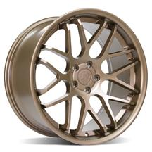 Mustang Downforce Wheel - 20x10  - Satin Bronze (05-19)