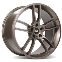 Mustang SVE GT7 Wheel - 19x10  - Bronze Metallic (05-19)