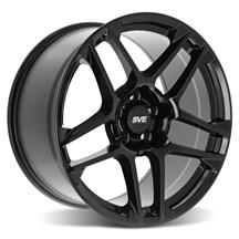 SVE Mustang X500 Wheel - 19x10  - Gloss Black (05-20)
