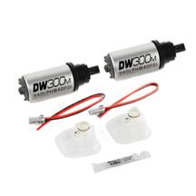Mustang DeatschWerks 340LPH Fuel Pump Kit  - E85/Gas (07-12)