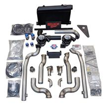 Hellion Mustang Street Sleeper Twin Turbo System (15-17) GT HPS-1517TTSS