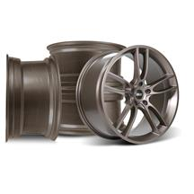Mustang SVE GT7 Wheel Kit - 20x10  - Bronze Metallic (15-19)