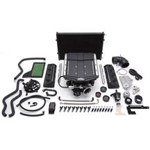 Edelbrock Mustang E-Force Stage 1 Supercharger System W/ Tune - TVS 2650 (15-17) GT 15838
