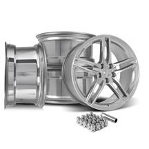 Mustang Roush Wheel & Tire Kit - 20x9.5   - Polished (15-18)