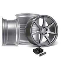 Mustang SVE XS7 Wheel Kit - 20x10  - Sterling Graphite (15-20)