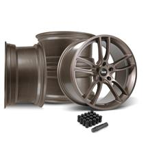 Mustang SVE GT7 Wheel Kit - 20x10/11  - Bronze Metallic (15-19)