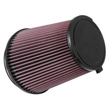 K&N Mustang Drop In Replacement Air Filter (10-19) Bullitt/GT350/GT500 E-0649