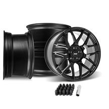 Mustang SVE R357 Wheel Kit - 19x10  - Gloss Black (15-20)