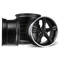 Mustang Shelby CS11 Wheel Kit - 20x9.5/11  - Black (15-19)
